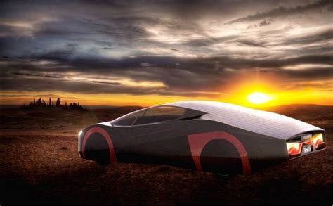 Solar Powered Cruise Cars Use The Sun On The Golf Course by Immortus Solar Electric Car 0007 171 Inhabitat Green