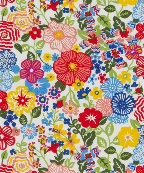 Liberty Print Upholstery Fabric by Beths Flowers A Tana Lawn Liberty Fabrics Shop More