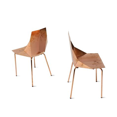 Real Chair Copper Real Chair By Dot Up Interiors