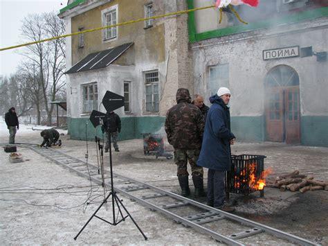 sierpc zdjęcie z planu filmowego quot syberiada