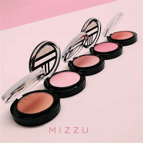 Mizzu Cosmetics Eye Base Essential mizzu blush me up 183 shecharming