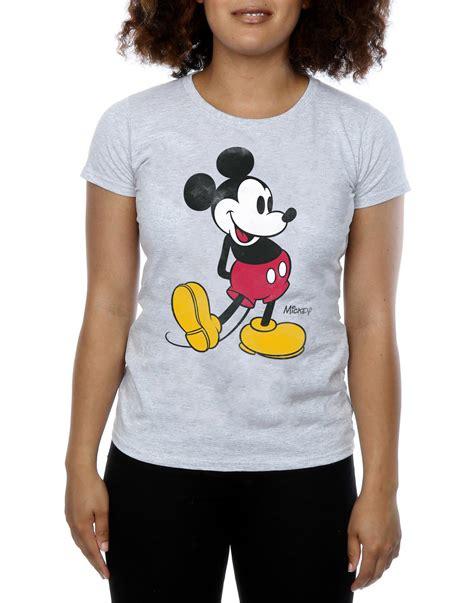 disney wallpaper t shirt new women s disney character t shirt ebay