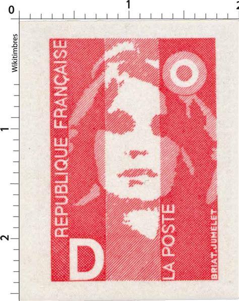 la nouvelle marianne des timbres timbre sans l 233 gende particuli 232 re type marianne de briat wikitimbres