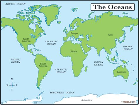 continents and oceans map map of world and oceans world map weltkarte peta dunia mapa mundo earth map