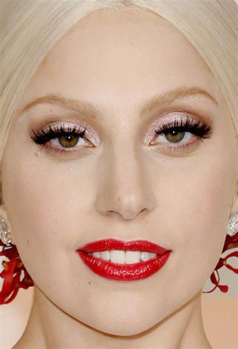gaga eye color the best at the 2015 oscars gaga and