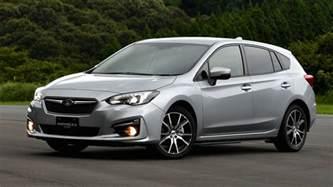 Subaru Impeza 2017 Subaru Impreza Review Caradvice
