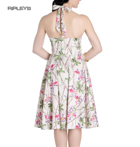 hell bunny vintage summer 50s dress bamboo pin up