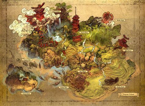 game design world map feng zhu design old school rpg maps