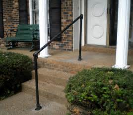 exterior handrails for steps stair railing ideas our customers their step