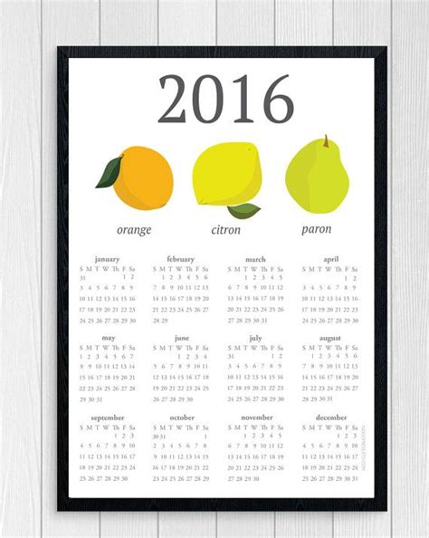 printable banner calendar 2016 17 best images about i found lemons on pinterest fruit