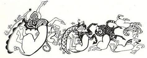 mystische symbole tattoo motive im sogenannten tierstil