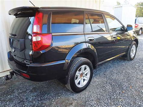 suv wagen 4x4 suv wagon great wall x240 2010 black used vehicle sales