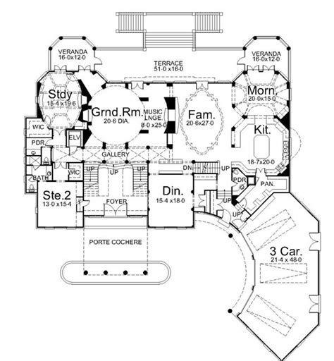 bel air floor plan a look at mansion floorplans 3 homes of the rich