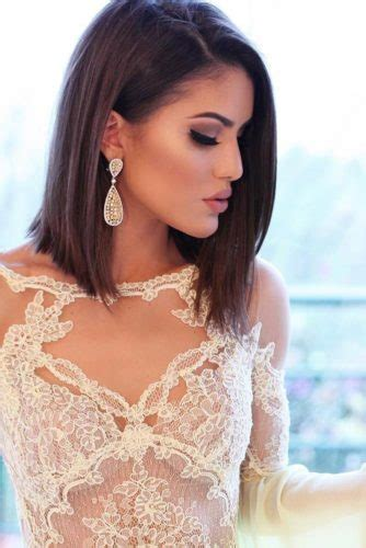 15 beautiful hairstyles with a line haircut jewe blog