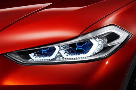 Car Lights Wallpaper Wallpaper Bmw X2 2018 Laser Lights Hd 4k Automotive