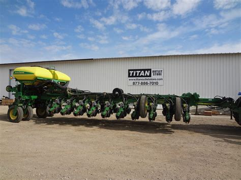 Deere Ccs Planters by Wisconsin Ag Connection Deere 1770nt Ccs Row Crop