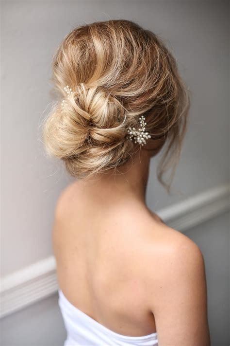 Wedding Hair Updo Pieces by 5 Absolutely Gorgeous Wedding Hairstyles The