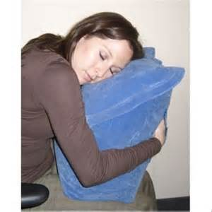 Pillow For Airplane Travel by Skyrest Travel Pillow