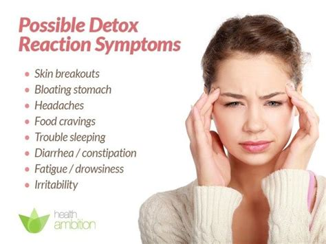Candida Detox Withdrawal by Best 25 Detox Symptoms Ideas On Bowel Cleanse