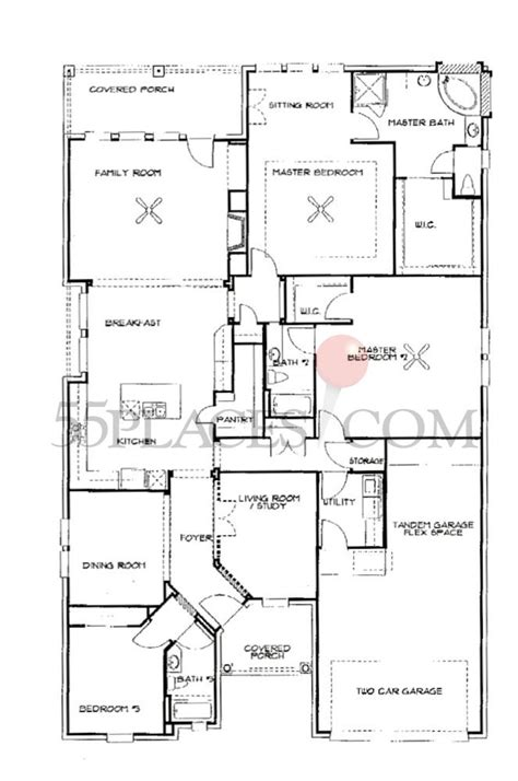 austin floor plans austin floorplan 2873 sq ft heritage ranch