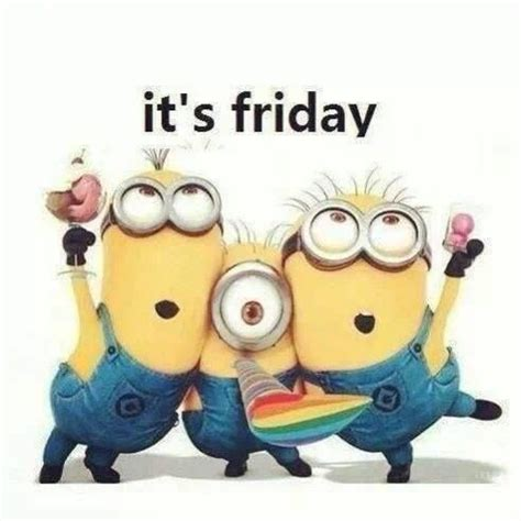 Kaos Minions Creativity 16 we every day of the week at promotions but we find that friday has that spark