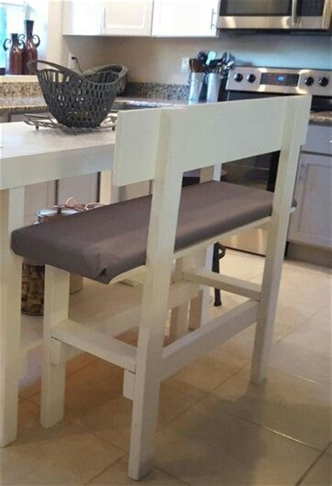 high kitchen bench 25 best ideas about counter height bench on pinterest