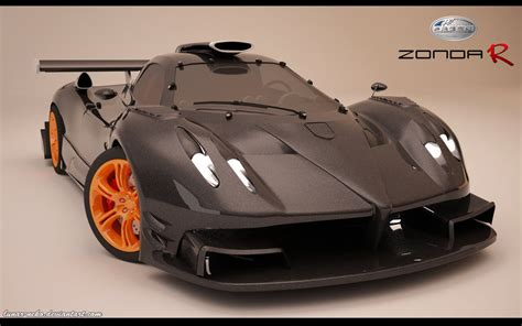 pagani zonda side view pagani zonda r front side view by lunar neko on deviantart