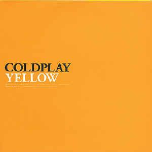 coldplay yellow album coldplay yellow vinyl at discogs
