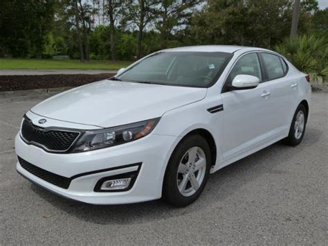 Kia Optima Certified Pre Owned Certified Pre Owned 2015 Kia Optima 4dr Sdn Lx 4dr Car In