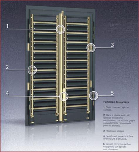 persiane in alluminio blindate la serie infissi persiane blindate