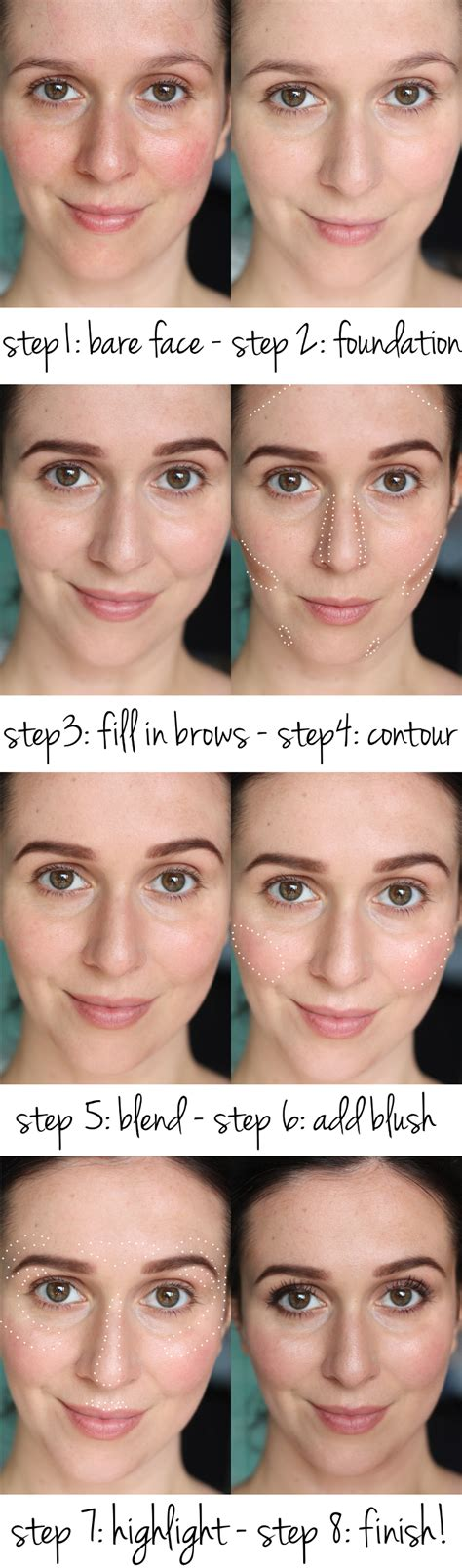 tutorial c beginners review and tutorial contouring for beginners with sleek