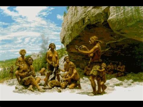 era prehistorica la prehistoria edad de piedra documental discovery