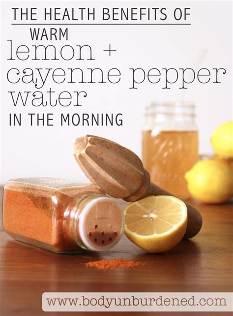 Cayenne Pepper For Liver Detox by M 225 S De 25 Ideas Incre 237 Bles Sobre Lemon Water Cleanse En