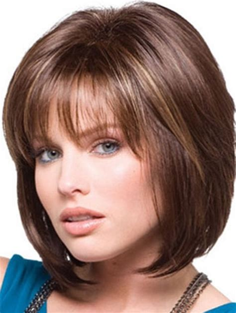 bob with volume on the top cameron by rene of paris hi fashion wig bangs and bobs