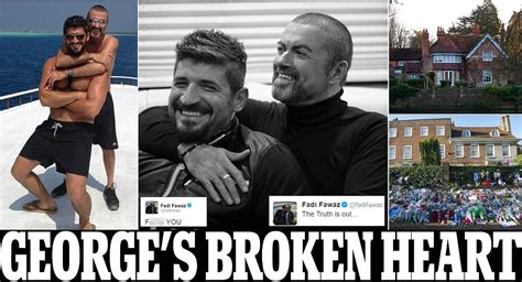 george michael death coroner rules star died of natural home daily mail online