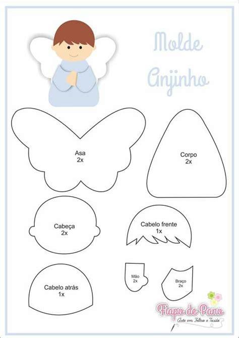 diploma de comunion para imprimir molde para hacer precioso angelito oh my primera