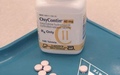 Detox From Oxycontin by Withdrawal Symptoms