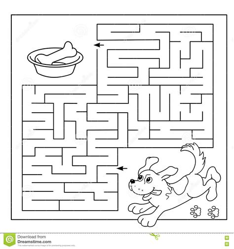 printable dog maze 100 game coloring pages the incredible video game