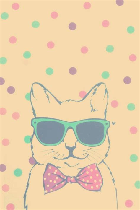 girly hipster wallpaper cat wallpaper girly wallpapers pinterest happy