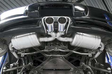 porsche exhaust system porsche 987 1 boxster cayman performance exhaust system