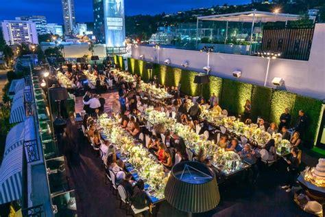wedding venues west los angeles ca gorgeous rooftop wedding ceremony reception in west inside weddings