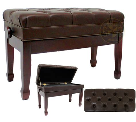 adjustable piano bench review 30 long adjustable piano bench with storage 13 tufted