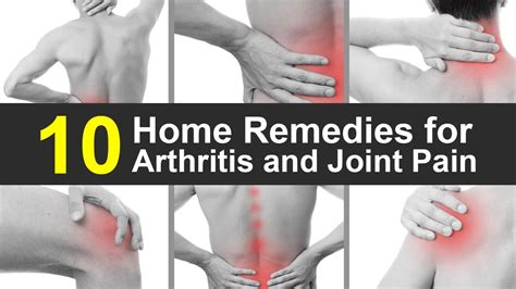 Home Remedies For Joint by Home Remedies For Arthritis Joint