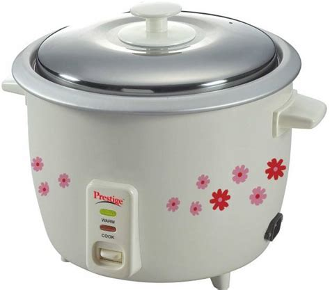 Quantum Rice Cooker 3 In 1 prestige prwo 1 8 2 electric rice cooker with steaming feature price in india buy prestige