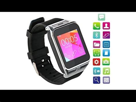 Smartwatch M9 Memteq Dz09 Smartwatch Doovi