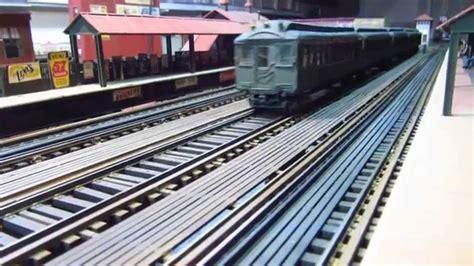 nyc transit el subway o scale irt el mudc express