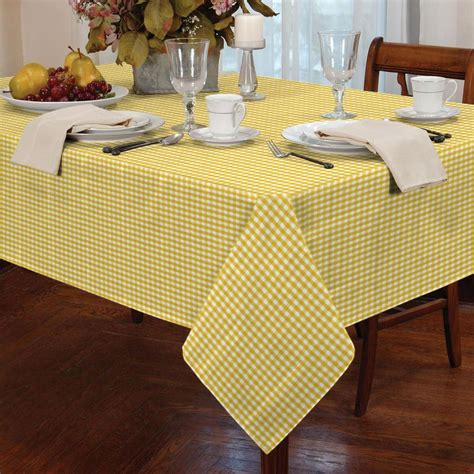 tablecloth for square table country style gingham check table cloth square
