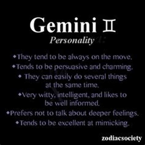 gemini multiple interesting facts traits on pinterest