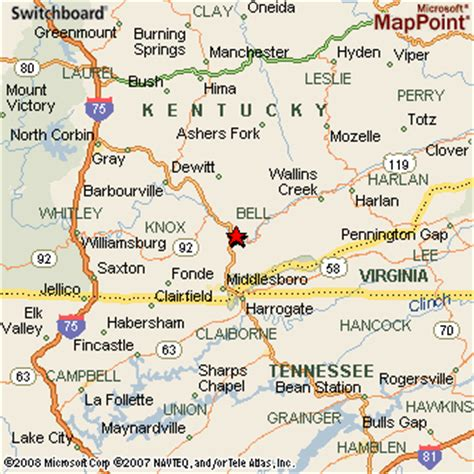 kentucky map eastern east ky map related keywords east ky map