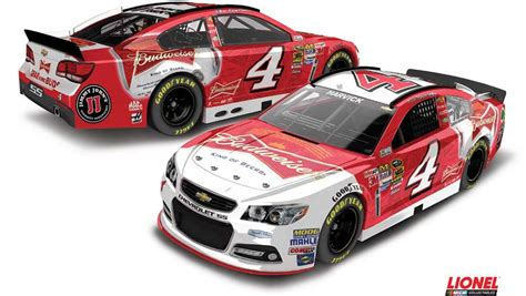 paint scheme new paint schemes for kevin harvick s new number